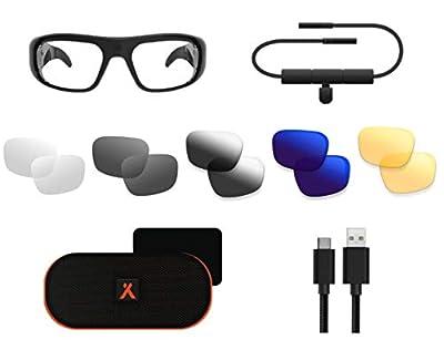 Bear Grylls Waterproof Video Eyewear Incl 3 Additional Lenses from BEAR GRYLLS