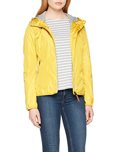 camel active Womenswear Damen Blouson Jacke, Gelb (Yellow 60), 44
