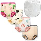 Toddler Training Underwear Girls 3T & Rubber Pants for Toddlers 3T Underwear Girls Toddler Panties 2T-3T Toddler Underwear Girls Toddler Girl Underwear 3T Training Underwear for Girls 3T