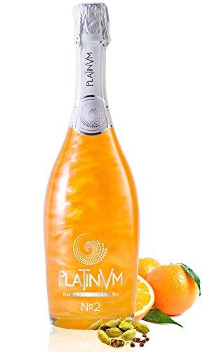Platinvm nº2 Vermouth y Naranja - ideal aperitivo día de la madre, día del padre, San Valentín, Navidad, cumpleaños, fiesta, boda, carnaval, Halloween, celebración