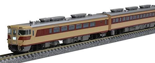 TOMIX Nゲージ キハ82系特急ディーゼルカー にちりん・おおよど基本セット 4両 98367 鉄道模型 ディーゼルカー