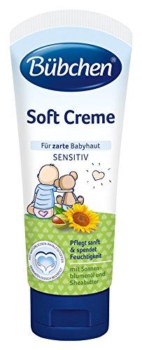 Bübchen Soft Creme, 4er Pack (4 x 75 ml)