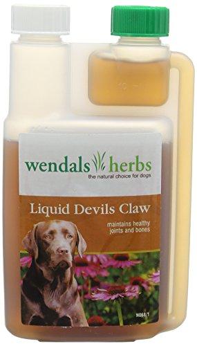 Wendals Futterzusatz für Hunde, aus Teufelskrallenwurzel, Flüssiglösung, 250ml