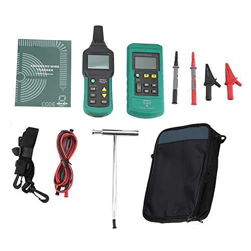 Rastreador De Cables MS6818, Localizador De Cables Telefónicos Portátil, Detector De Cables...