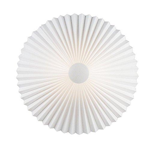 Nordlux TRIO 45 Applique murale E27, IP20, blanc Classe d'efficacité énergétique : A++ - D
