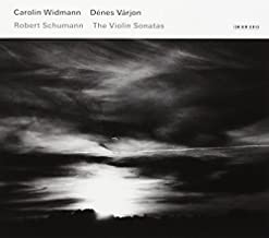 Schumann : The Violin Sonatas - Carolin Widmann (2008-11-18)
