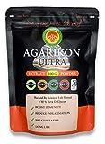Longevity Botanicals - Organic Agarikon Mushroom Extract Powder Supplements (100g). Antibacterial Properties and Immunity System Defense