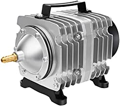AquaMiracle Commercial Air Pump 18W-600GPH Super Power Electromagnetic air Pump for Pond, Aquarium, Hydroponics, Fish Farm and Seafood Restaurant