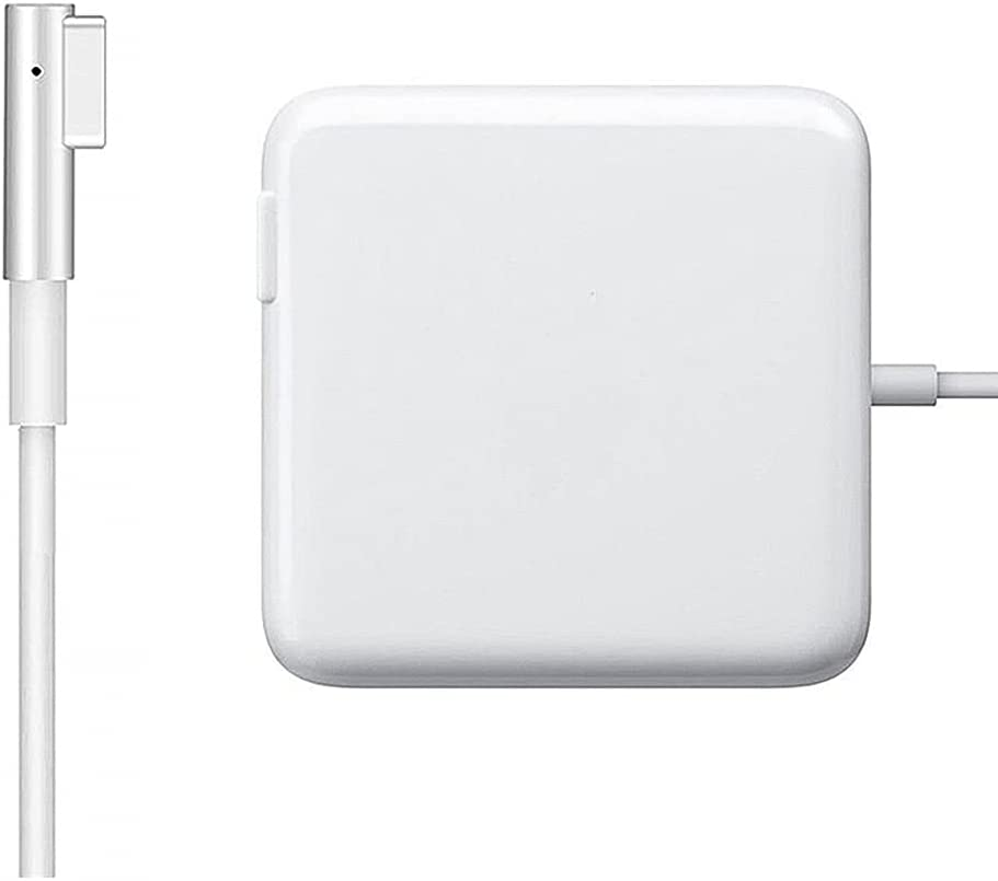 Replacement AC 60W Power Adapter L-Tip Connector Charger for Mac Book Pro 13-inch(Before Mid 2012 Models)