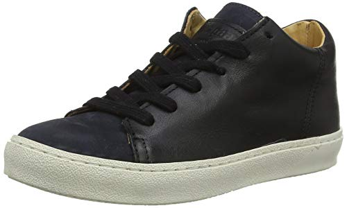 Bisgaard Jungen Gustav Sneaker, Schwarz (Black 203), 35 EU
