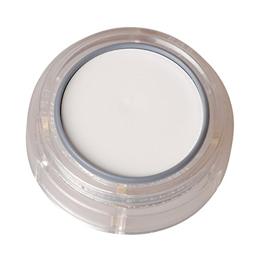Grimas Camouflage Make up 2,5 ml Dose Farbe 001-weiß