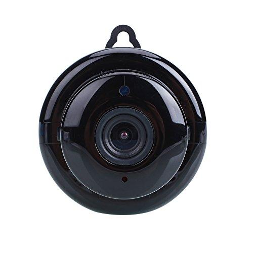 Rosepoem Monitoreo Remoto De La Visión Nocturna De La Cámara De Vigilancia De La Cámara IP De WiFi 1080P Full HD 2.0Mp para La Seguridad