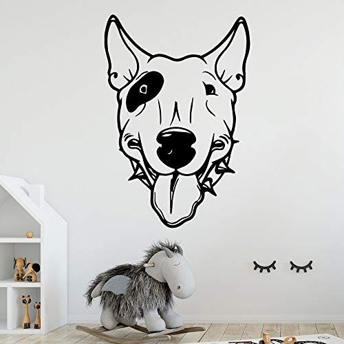 AQjept Nuevo Perro Pegatina de Pared Pegatina de Pared Pegatina habitación de niños decoración del hogar decoración del hogar Mural de Arte de pared28x41cm