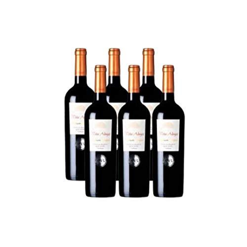 Viña Aliaga Antonio Corpus 2002 (Pack de 6 botellas) Vino tinto de Navarra de la Bodega Viña Aliaga. Garnacha de viñas viejas 100%