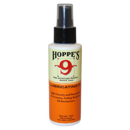 Hoppe's Lube Oil 4 Oz Pump Md: 1004