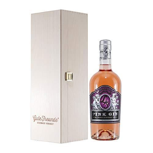 Lebensstern Superior Pink Gin mit Geschenk-HK