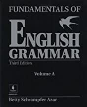 Fundamentals of English Grammar (Black), Student Book A (Without Answer Key), Third Edition