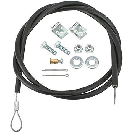 Lokar TC-1000U120 120 Universal Throttle Cable Kit