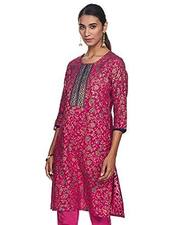 EASYBUY Women's Cotton Kurta
