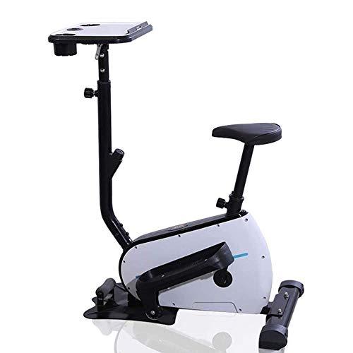 Máquina de pasos para ejercicios Máquina para correr muda controlada magnéticamente, máquina de escalada, paso a paso, la aptitud aeróbica se puede ejercitar en muchos lugares, con una tabla plana pa