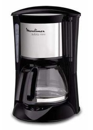 Moulinex Subito - Cafetera filtro, 6 tazas, 650 W, dispositivo antigoteo