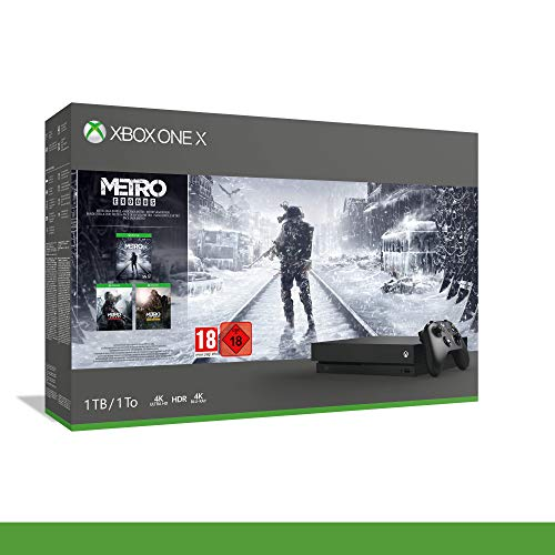 Xbox One X + Metro Exodus [Bundle]