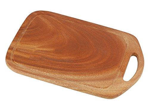 DELISH KITCHEN パール金属 調理用 まな板 マホガニー K 木製 CC-1349
