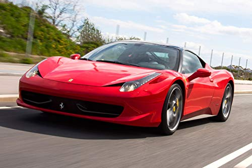 Jochen Schweizer Geschenkgutschein: Ferrari 458 Spider selber Fahren