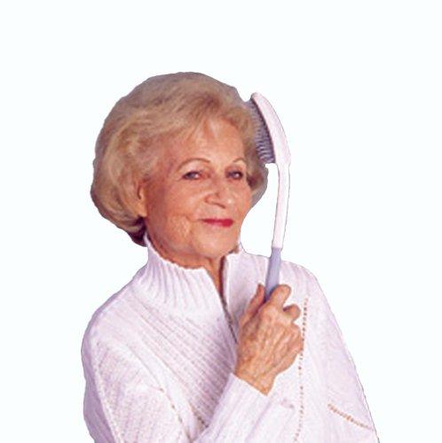 Lifestyle Haarbürste mit langem Handgriff