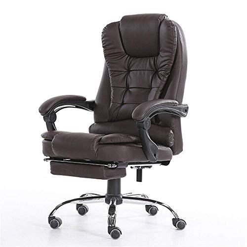 xiao1230 - Silla de oficina (360 grados de rotación, apta para oficina y despacho, color: C2, tamaño: 113 x 60 x 60 cm)
