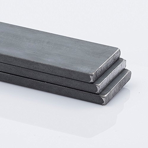 Stahl Flachstahl, Flacheisen 80 x 8 mm 500 mm lang