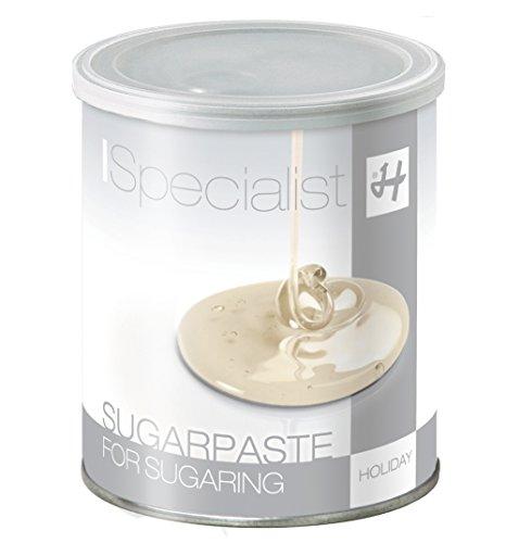 Zuckerpaste Specialist Soft Soft Soft 1 kg Sugaring die effektive langfristige Haarentfernung ohne Vliesstreifen in der Flicking Technik
