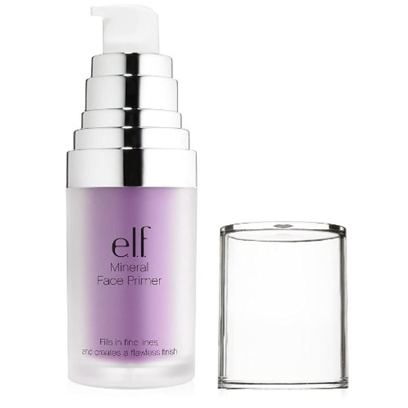 冷笑するバッグ軽減する(3 Pack) e.l.f. Studio Mineral Infused Face Primer - Brightening Lavender (並行輸入品)