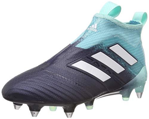 adidas Herren ACE 17+ Purecontrol SG Fußballschuhe, Blau (dunkelblau/türkis dunkelblau/türkis), 42 EU