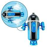 Nrkin Mini RC U Boot, Fernbedienung Boot U-Boot Schiff RC U-Boot Spielzeug Unterwasser,ferngesteuertes Elektrisches Uboot Für Pools, Badewannen, Fischtanks