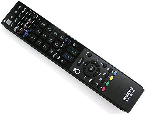 Ersatz Fernbedienung für Sharp GA902WJSA LCD Fernseher TV Remote Control / L1026+1