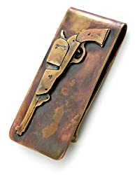 Bronze money clip perfect bronze 8th anniversary gift ideas for him