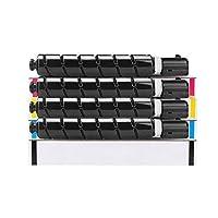 互換性のあCanon imageRUNNER ADVANCE C3025i C3025プリンターで使用するCanon GPR58 C-EXV54の互換性のあるトナーカートリッジの交換、4パック,4 colors
