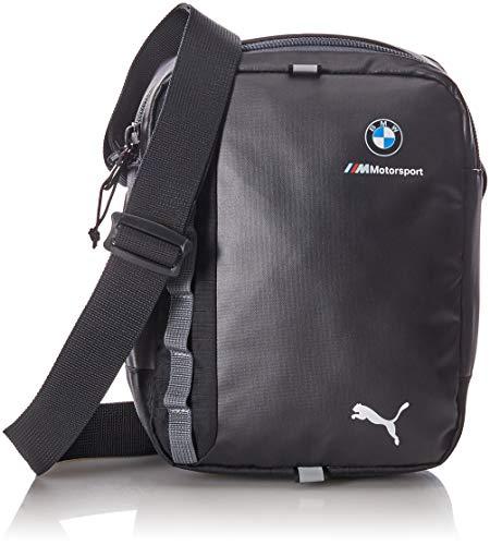 PUMA BMW M Motorsport Schultertasche Anthracite-Iron Gate OSFA