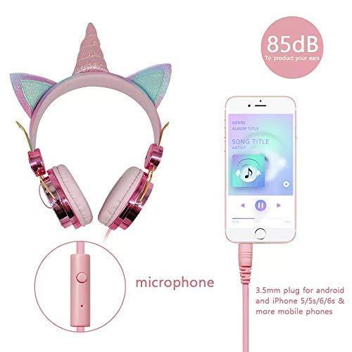 audífonos unicornio fabricante D´TERE