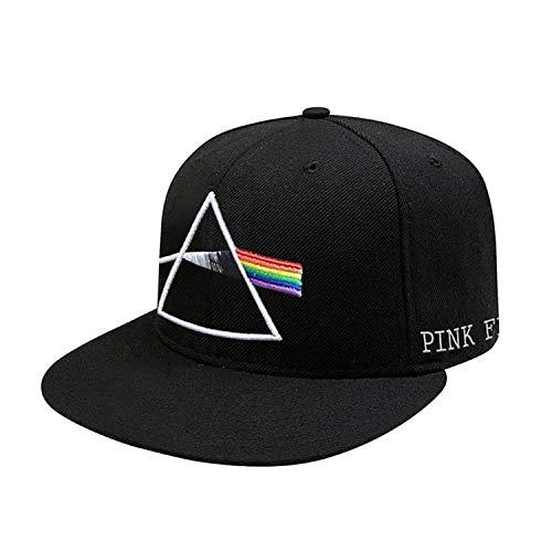Pink Floyd Officially Licensed - Baseball Cap Dark Side of the Moon Basecap Unisex Baseball Kappen