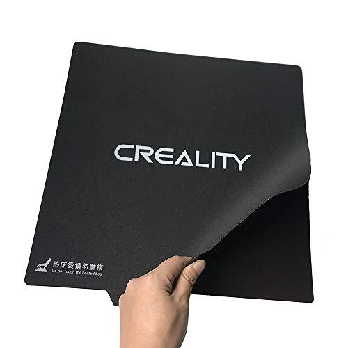 Creality Ultra-Flexible Extraíble Magnético 3D Impresora Construir Superficie Calentada Cubierta De Cama Para CR-10/CR-10S Impresora 3D 310X310MM