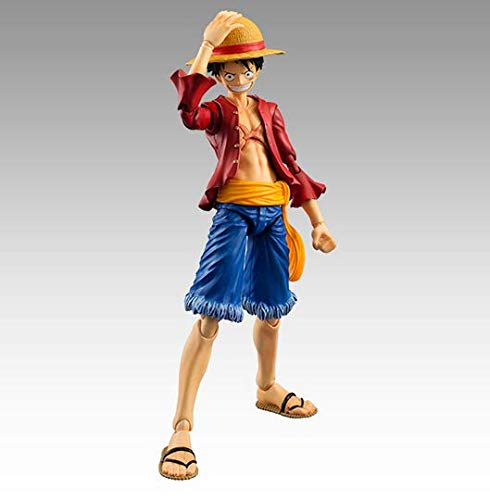 ONE PIECE Monkey D Luffy action figure the model of Monkey D Luffy[SB0036]