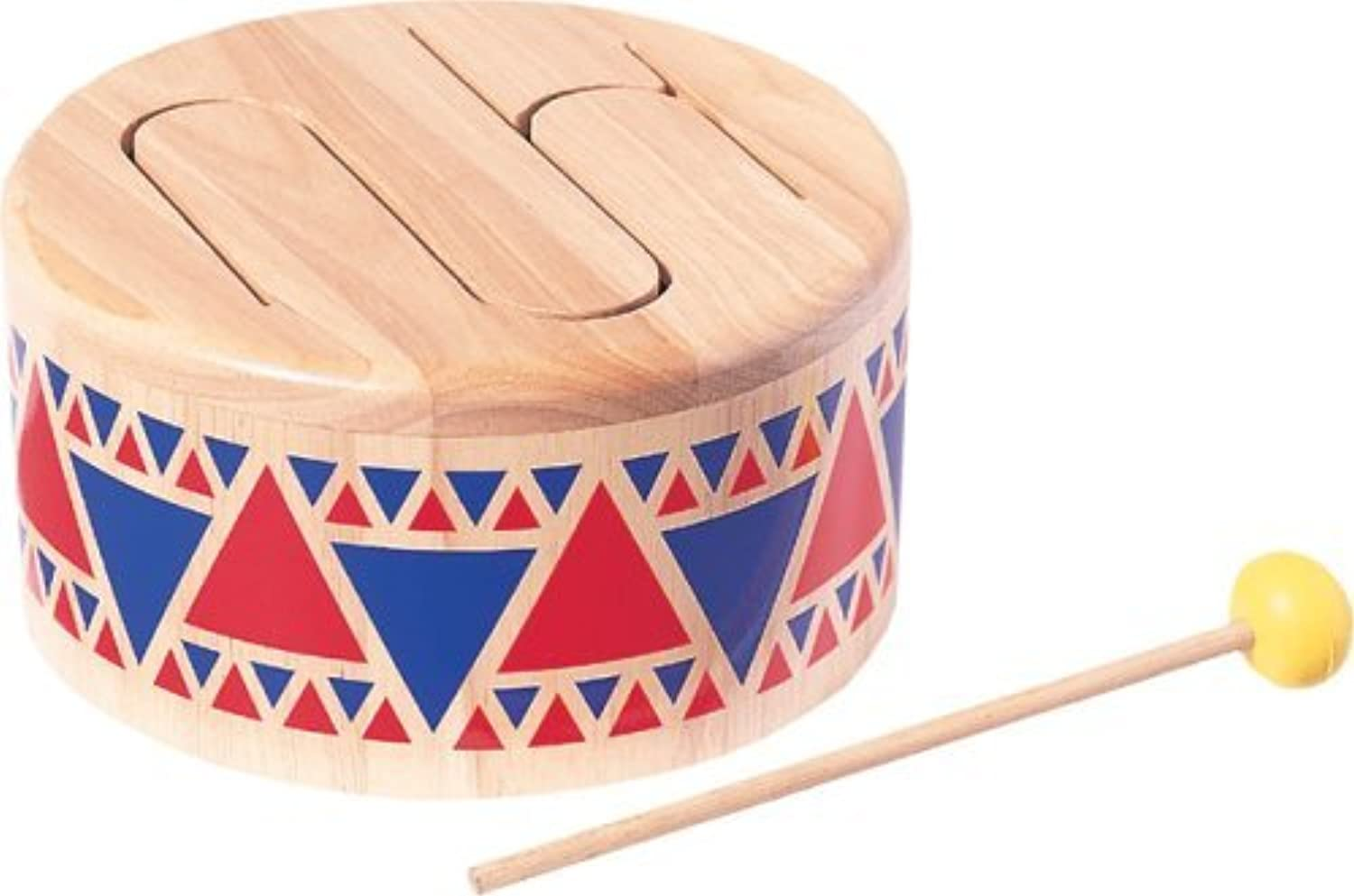 Plan Toys Solid Drum by Plan Toys