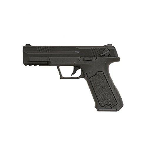 Cyma AIRSOFT SOFTAIR G18Custom Pistole AEP Semi/gepulst cm127(0,5Joule) schwarz