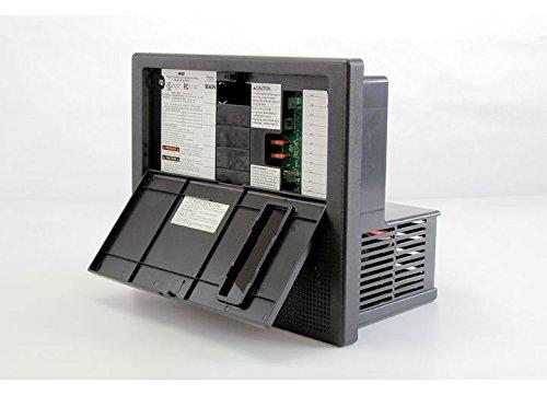 WFCO WF-8965ANPB WF-8900 Series Power Center Converter Charger - 65 Amp, Black