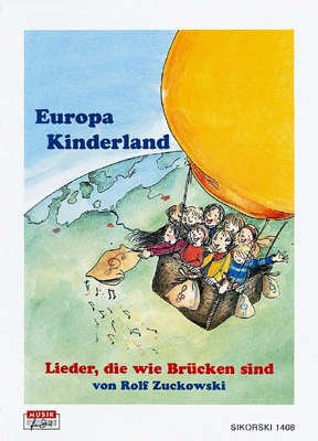 Europa Kinderland : Liederbuch (dt/pol)