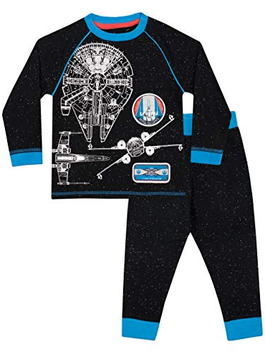 Star Wars Pijama Niños Millenium Falcon Multicolor