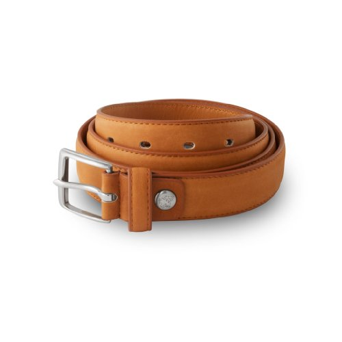 Nuvola Pelle - Ceinture en cuir - Soft Collection - Classic - 2,9cm - Marron - Homme