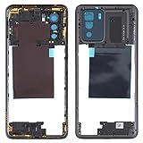 Tuksiangerop Placa de Bisel del Marco Medio para Xiaomi Redmi Note 10 Piezas de reparación de teléfonos móviles Pro 5G
